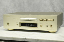 Denon Dcd-1650sr Compact Disc Cd Player Working Good Tested Vintage Japan F/s