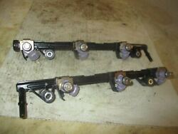 Yamaha 250hp 4 Stroke Outboard Fuel Rail With Injector Set 6p2-13160-10-00