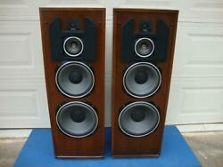 Mcintosh Xr1051 Tower Speakers Uniform Field - Reconditioned