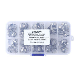 Dental Orthodontic 1st Molar Roth.022 Buccal Tube With Band 35-39+ Convertible