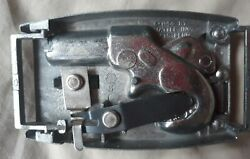 Vintage Toy Cap Guns Belt Buckle Cap Gun Movies By You Breathing Out
