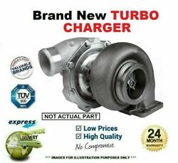 Brand New Turbo Charger For Mercedes Benz M-class Ml320 Cdi 4matic 2005-2009