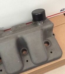 Nos Holman-moody Autolite-ford Boss 429 Nascar Oil Breather Caps. Matched Pair