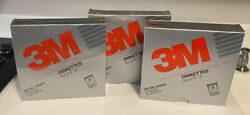 New 10 Pack 3m 8 Diskettes Ds Dd 1024/f Double Side Density Mark Q Extra Boxes