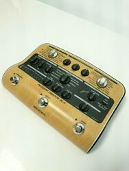 Zoom Ac-3 Acoustic Creator Pre-owned Near Mint