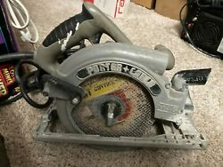 Porter Cable 7-1/4 Heavy Duty Double Insulated Circular Saw 324mag Great Shape