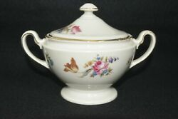 Hutschenreuther Selb Bavaria Sugar Bowl With Lid