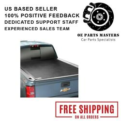 Bak Fits Tacoma 2016-2020 6' Bed W/ Deck Rail Revolver X4 Hard Roll Up Bed Cover