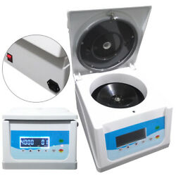 Electric Benchtop Centrifuge Tg16w High-speed 16000rpm 8x5ml Led Display 110v Us
