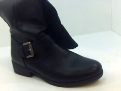 Charlotte Russe Womens Rlym Boots Black Size 7.0