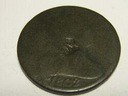 1802 Draped Bust Large Cent Full Date