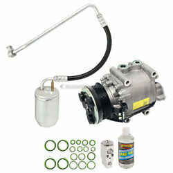 For Ford Five Hundred And Mercury Montego Oem Ac Compressor W/ A/c Repair Kit