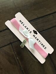 Melanie Martinez Choker Necklace Dollhouse Cry Baby Collectible