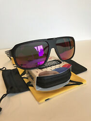 New Smith Polarized Sunglasses Gibson Les Guitar W/fuse Red Mirrored Lenses