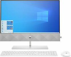 Hp Pavilion 27-d0080 27 Fhd All-in-one Pc,intel I7,16gb Ram,1tb Ssd,9ed27aaaba