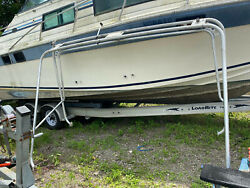Radar Arch Aluminum Will Fit 29-32and039 Boat