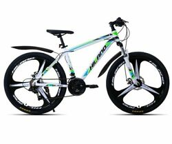26 Inch Mountain Bicycle 21 Speed Gears Bike Disc Brake Suspension Bicycle Tz50