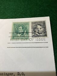 3 First Day Of Issue Stamped Envelopes All Sent In 1965 - Lincoln, Civil War ++