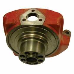 Mfwd Knuckle Housing - Right Hand Compatible With John Deere 2355 2040 Case Ih