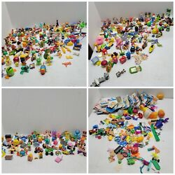 Vintage With Some Mixed German Ferrero Kinder Egg Surprise Toys. Lg Lot See Pics