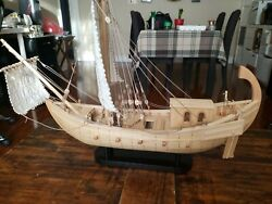 Roman Merchant Ship - Made From Scratch 125 Scale