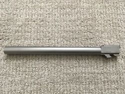 Lone Wolf 9 inch Barrel for Glock 20 or 40 in 10mm Extended Matte Stainless $299.99
