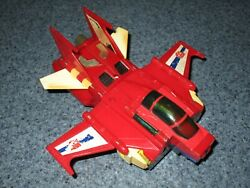 Transformers G1 Japan Victory Figure Star Saber Body Part Lot No Accessories G2