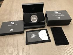 2019 American Liberty High Relief Silver Medal - C3 Us Mint