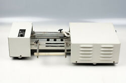 Label Cutter Industrial Automatic In Line Soabar - Avery 17860-08-2 Never Used