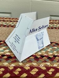 Vintage - Alka Seltzer Product Dispenser - Country Store - Display - Metal
