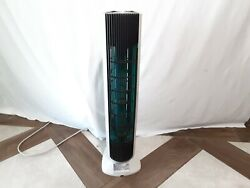Sharper Image Si861 Ionic Breeze Gp Germicidal Protection Silent Air Purifier Uv