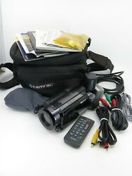 Sony Hdr-xr520v 240 Gb Camcorder - Black - Additional Accessories