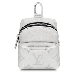 Sold Out Louis Vuitton Discovery Backpack Bag Charm M69318