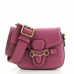 Gucci Lady Web Shoulder Bag Leather Small $1129.50