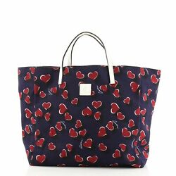 Gucci Kids Tote Printed Coated Canvas $405.00