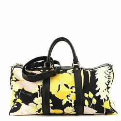 Louis Vuitton Keepall Bandouliere Bag Limited Edition Canwan Canvas 50
