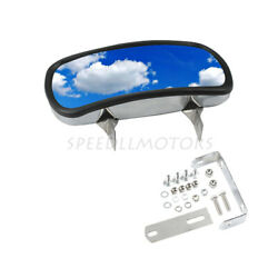 Fits Bobcat Skid Steer Tractor Forklift Loader Wide View Angle Mirror Equipment