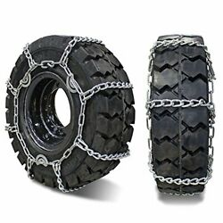 Intella Liftparts 00567354514 Forklift Snow Chains For 2 Wheels 21 X 8-9