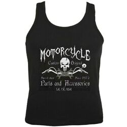Tank Top Motorcycle Speed Shop Parts An Accessories Los Angeles Usa Bikershirt