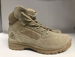 Ryno Gear 6 Tactical Boot Tan Menand039s Size 6
