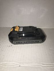 Bostitch Btc480l 18v Battery Lithium-ion Works Perfectly
