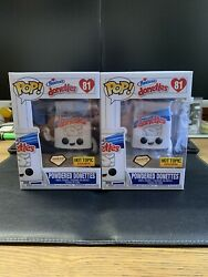 Funko Pop Ad Icons Hostess Powdered Donettes Diamond Collection Hot Topic Excl