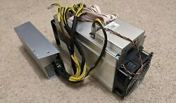 Bitmain Antminer L3+ 504mh/s Miner Litecoin/dogecoin Psu Included- Fast Shipping