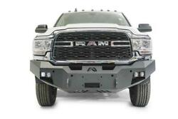 New Fab Fours Premium Winch Front Bumper Dr19-a4451-1