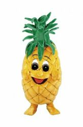 Pineapple Mascot Costume Suit Cosplay Party Game Dress Unisex Halloween Adult Us
