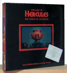 Stephen Rebello / Art Of Hercules The Chaos Of Creation Special Signed 1st 1997