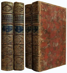 George Juan / Voyage To South America Describing At Large The Spanish Cities 1st