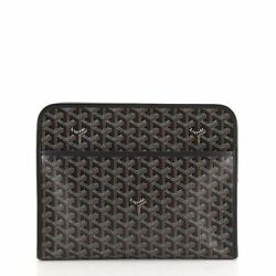Goyard Jouvence Toiletry Pouch Coated Canvas Gm