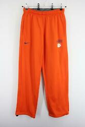 Mens Nike Therma Fit Athletic Jogger Sweat Pants Size Medium M Clemson Tigers
