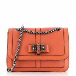 Christian Louboutin Sweet Charity Shoulder Bag Leather Small $1170.00